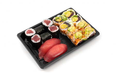 Foto Spicy Tuna Box 16st