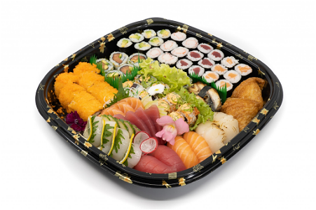 Foto Umai Sushi On The Go Box 70st